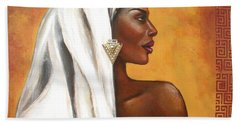 Nubian Beauty Bath Towel