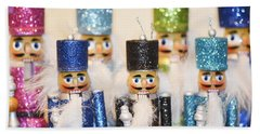 Nutcracker March Bath Towel