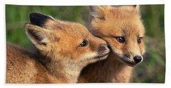 Nuzzle Hand Towel