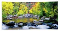 Oak Creek Canyon Bath Towel