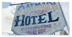 Oatman Hotel Bath Towel