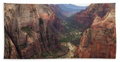 Observation Point - Zion Hand Towel