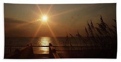 Obx Sunrise Hand Towel