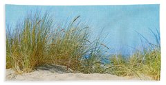 Ocean Beach Dunes Bath Towel