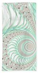 Ocean Beauty Hand Towel