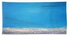 Ocean Blue 1 Hand Towel