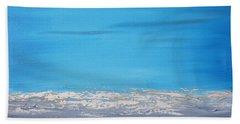 Ocean Blue 3 Bath Towel