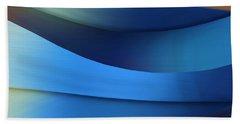 Bath Towel featuring the photograph Ocean Breeze by Paul Wear