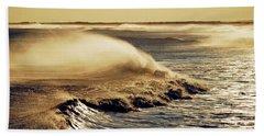 Ocean Calm Hand Towel by Elsa Marie Santoro