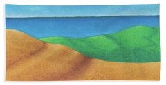 Ocean Daybreak Bath Towel