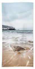 Ocean Flows Bath Towel