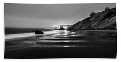 Ocean Rhythm Bath Towel by Jon Glaser