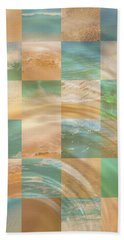 Ocean Ripples Bath Towel
