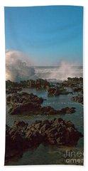 Ocean Spray Bath Towel