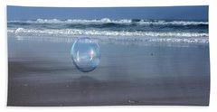Oceanic Sphere  Bath Towel