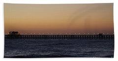 Oceanside Pier Bath Towel