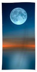 October Moon Bath Towel