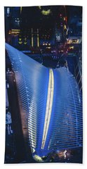 Oculus From The Observatory Bath Towel by Jeff at JSJ Photography
