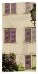 Bath Towel featuring the photograph Of Times Past  by Connie Handscomb
