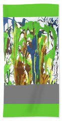 9-offspring While I Was On The Path To Perfection 9 Bath Towel