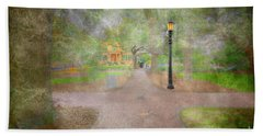 Oglethorpe Square Bath Towel