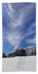 Bath Towel featuring the photograph Oh What A Beautiful Morning by Michael Friedman