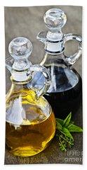 Oil And Vinegar Hand Towel