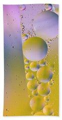 Oil In Water Bath Towel