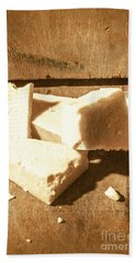 Old English Cheese Hand Towel