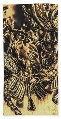 Old-fashioned Deer Jewellery Hand Towel