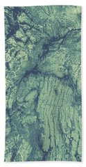 Old Man Tree Bath Towel