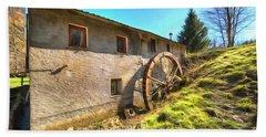 Old Mill - Antico Mulino Bath Towel