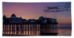 Old Orchard Beach  Hand Towel
