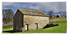 Old Stone Barns Bath Towel