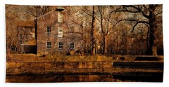 Old Village - Allaire State Park Hand Towel