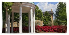 Old Well At Chapel Hill In Spring Hand Towel