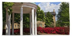 Old Well At Chapel Hill In Spring Bath Towel