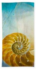 Old World Treasures - Nautilus Bath Towel