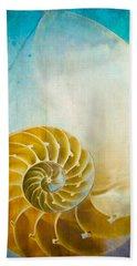 Old World Treasures - Nautilus Hand Towel
