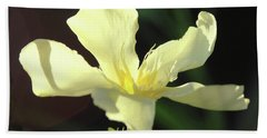 Oleander Marie Gambetta 1 Hand Towel
