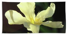 Oleander Marie Gambetta 1 Bath Towel