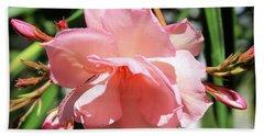 Oleander Mrs. Roeding 3 Hand Towel