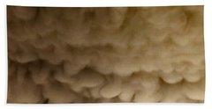 Ominous Mammatus Bath Towel