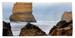 On Southern Shores Bath Towel