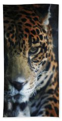 On The Prowl Hand Towel