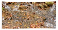 On The Rocks Bath Towel