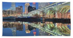 Bath Towel featuring the photograph Once In A Lifetime by Frozen in Time Fine Art Photography