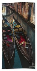 Once In Venice Hand Towel