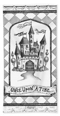 Once Upon A Time Hand Towel