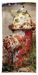 One Hydrant - Too Many Dogs Hand Towel